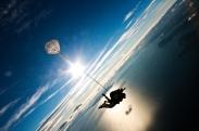 Skydiving en Taupo, Nueva Zelanda