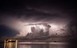 Tormenta tropical, Malolo Island, Fiji