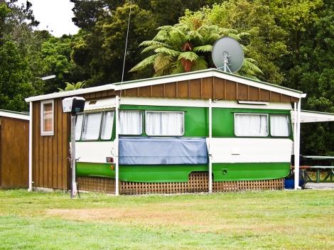 Caravana Camper camping