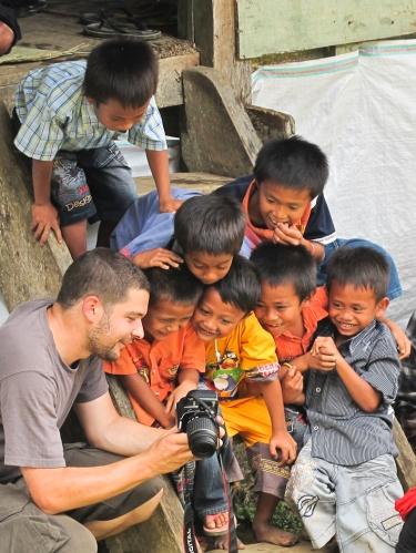 Fotos niños Indonesia