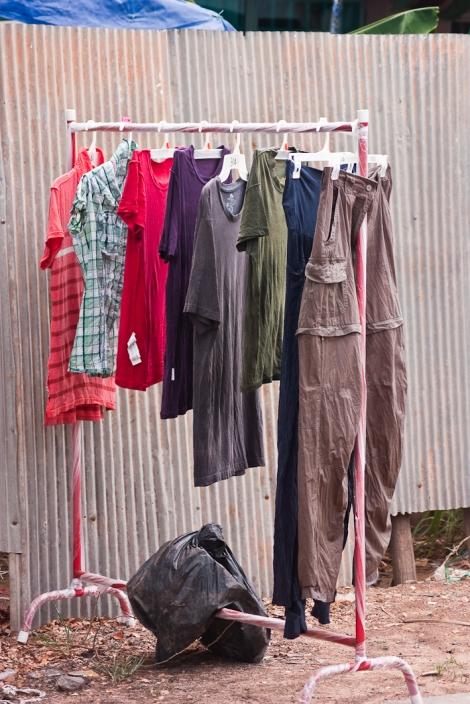 Lavandería Camboya
