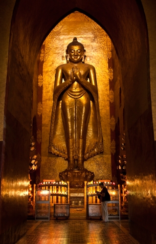 Ananda Phato, Bagan, Myanmar
