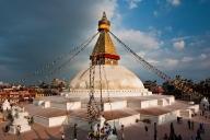 Templo de Boudhanath, Valle de Kathmandu, Nepal