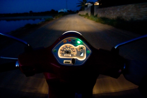 Moto Formentera