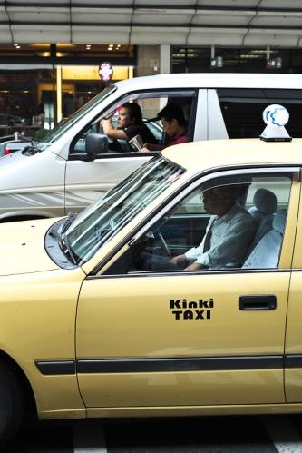 El taxi Kinki