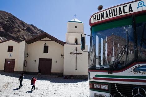 De Iruya a Humahuaca