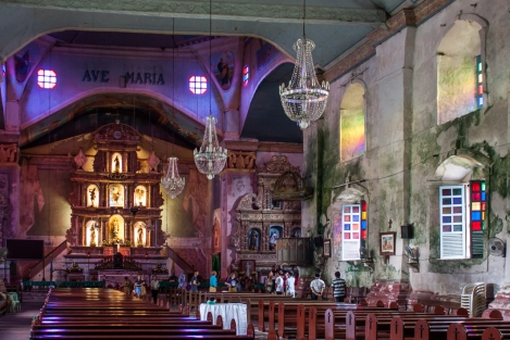 Iglesia de Baclayon