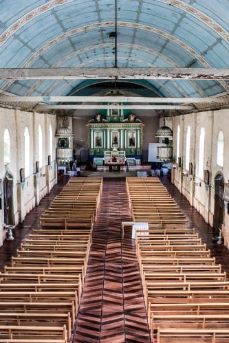 Iglesia de Lazi