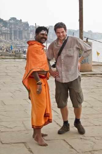 Paseo por los Ghats de Varanasi