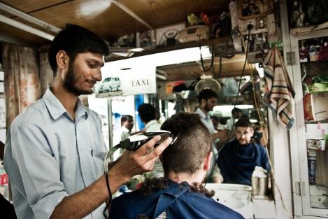 Peluquería India