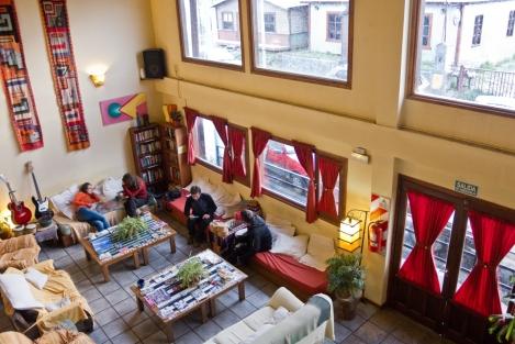 Hostel en Ushuaia