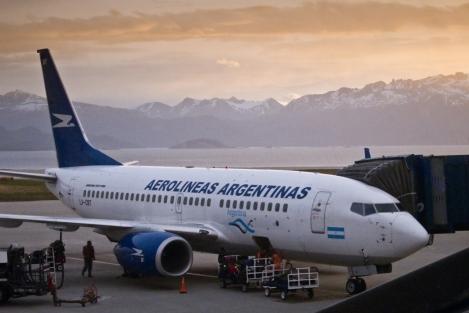 Aerolineas Argentinas Ushuaia
