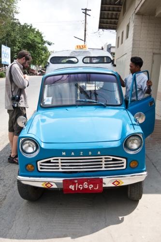Taxi Myanmar