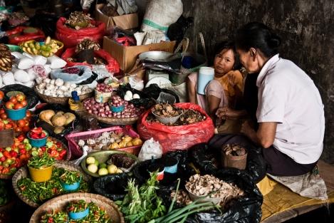 Mercado de Rantepao