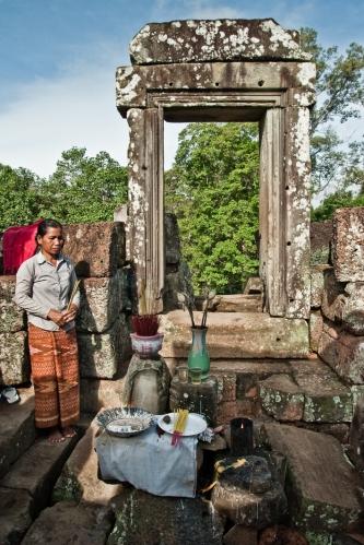 Templo Phimeanakas, Angkor Wat