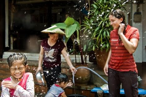 Pi Mai, Luang Prabang, Laos