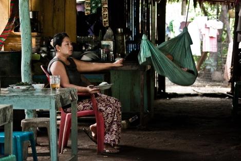 Mawlamyine, sur de Myanmar