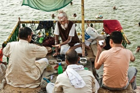 Benarés, Varanasi, India