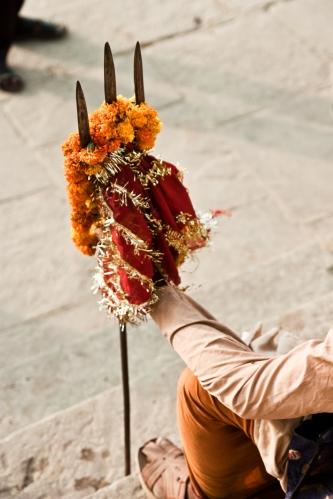 Benarés (Varanasi), India