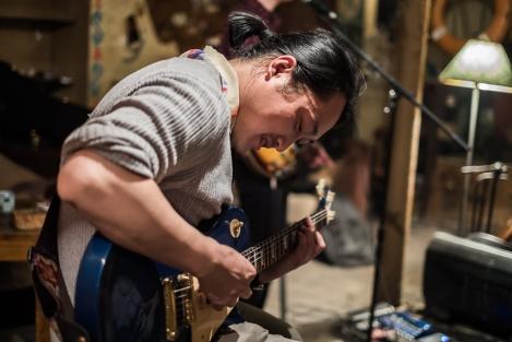 Beijing hutongs música Jiangjinjiu bar