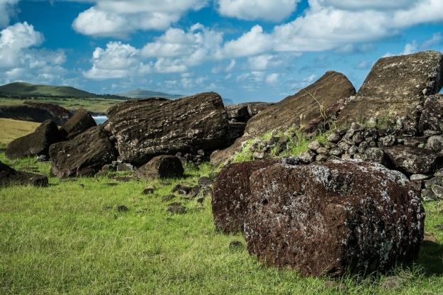 Isla de Pascua Vinapu