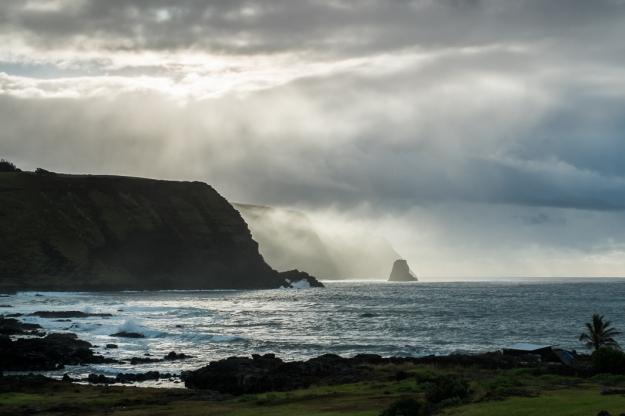 Isla de Pascua Tongariki amanecer