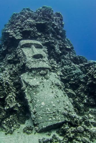 Inmersión Isla de Pascua