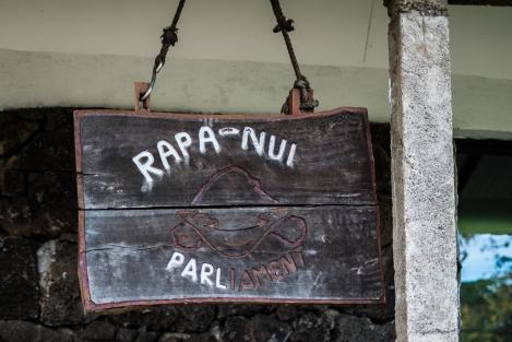 Rapa Nui Parliament
