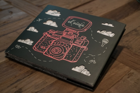 El Viaje, libro solidario