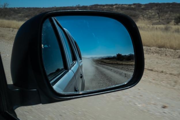 Camino al desierto, Namibia