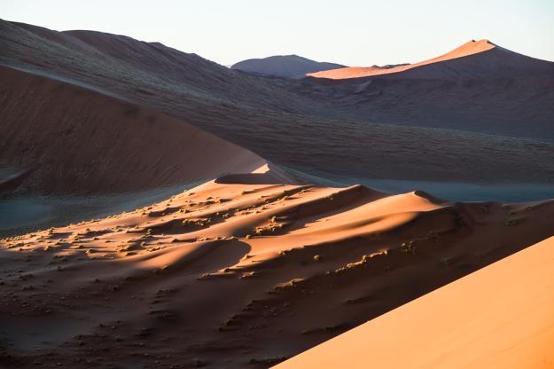 Amanecer Duna 45 Namibia