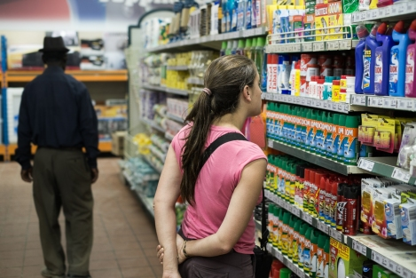 Opuwo OK supermarket