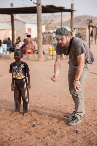Juegos Herero Namibia
