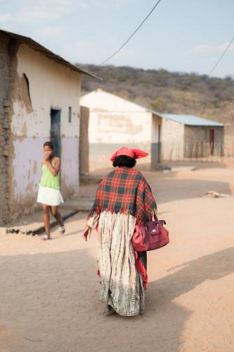 Poblado Herero