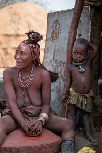 Ocre Himba
