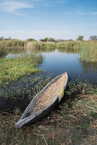 Mokoro Delta del Okavango