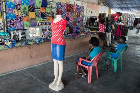 Mercado Rundu