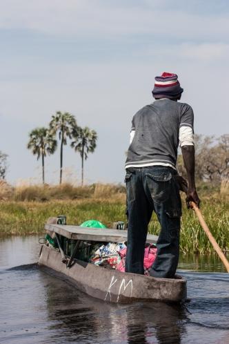 Delta del Okavango