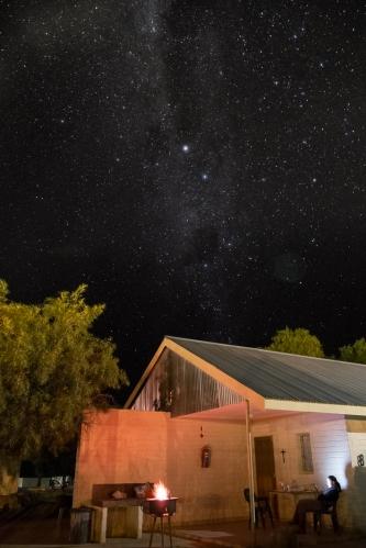 Noche Buitepos, Namibia