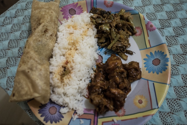 Comida Karnataka