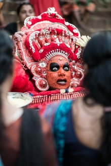 Dios Theyyam