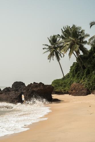 Totthada beach
