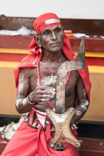 Theyyam ritual india