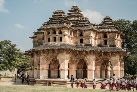 Templo Hampi, India