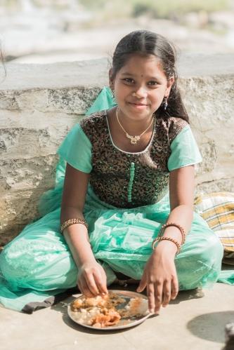Retrato India