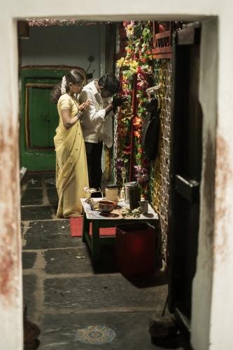 Templo de Durga, Hampi, India