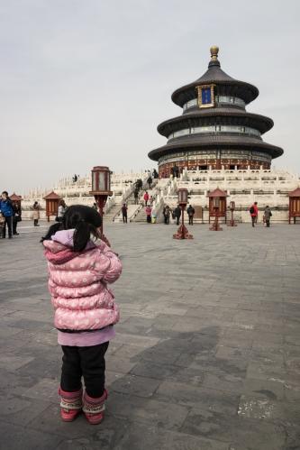 Templo del cielo Beijing