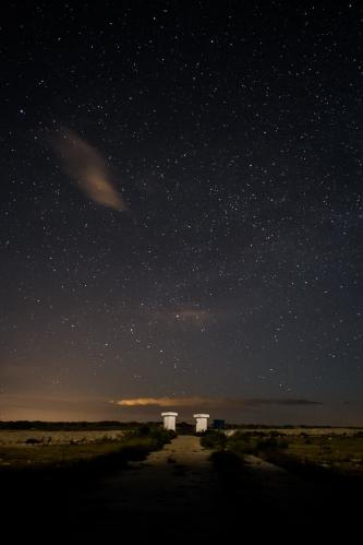 Noche en el Far de Barbaria