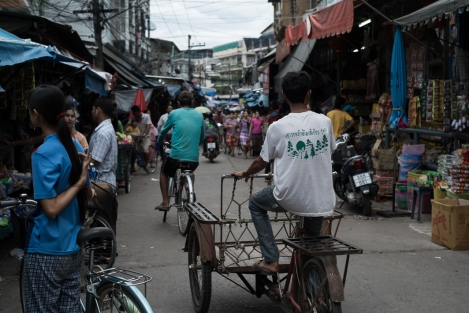 Mercado Mae Sot