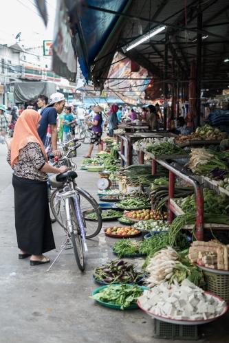 Mae Sot Mercado